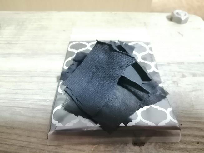 簡単!焚き火の火おこし用にチャークロスを自作してみた